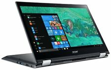 Acer Spin 14 Inch Intel Pentium 2.3GHz 4GB 1TB 2-in-1 Windows 10 Laptop - Grey.