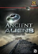 Ancient Aliens Season 2 DVD The Complete Second Series Two