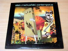 Alain MARKUSFELD/Contemporus/1979 œuf LP/French issue