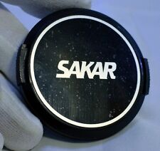 Sakar 52mm front lens cap cover snap on type vintage