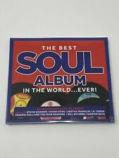 THE BEST SOUL ALBUM IN THE WORLD ... EVER! - 3 CDS - 60 SOUL CLASSICS - NEW