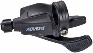 microSHIFT Trail Trigger Pro Right Shifter - 1x9 Speed, ADVENT Compatible