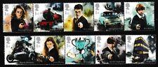 GB 4141-4150 Harry Potter set (10 stamps) MNH 2018