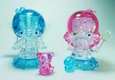 Crystal Gallery 3D Puzzle Little Twin Stars