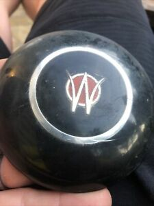 Black Horn Button Willys Jeep Pickup, Wagon, Jeepster Sedan Delivery 50-64 HORN