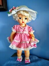 """😻 Adorable 5 Piece Outfit Cusiom Made For Terri Lee -Similar 16"""" Doll Ooak"""
