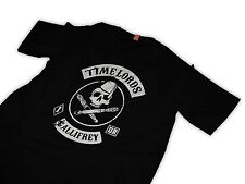 Dr Who Sons Of Anarchy Inspired Design Tshirt  Galifry