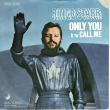 7inch RINGO STARR only you ITALY (JUKEBOX SINGLE) / GERMAN EX   (S1636)
