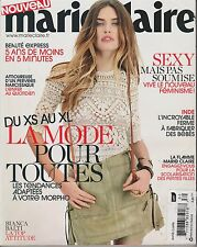 MARIE CLAIRE MAGAZINE FRANCE #730 June 2013, SEXY MAIS PAS SOUMISE.