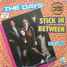 "7"" NDW ! THE DAYS --> Stick In Between // VG+++ \"