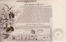 A747) VOGHERA CAVALLERIA, CAVALLEGGERI DI ROMA, SOLDATI E GRADUATI  CLASSE 1877