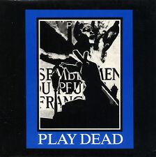"PLAY DEAD Propaganda /Propaganda (mix) original 1982 indie goth 7"" new, unplayed"