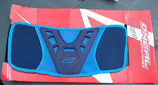 ONEAL MOTORCYCLE CYCLE  KIDNEY BELT BACK BRACE PROTECTOR  RED BLACK BLUE
