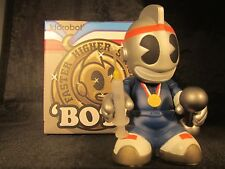 KIDROBOT FASTER HIGHER STRONGER BOTS 3inch - be fit for the Olympic Games 2016