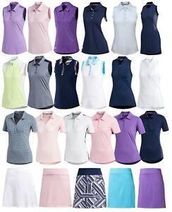 Adidas Golf Ladies Polo Shirt & Skirt Skort Clearance 2019 Range - ALL SIZES