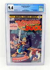 HOWARD THE DUCK #1 CGC 9.4 1976 1st Series NM-