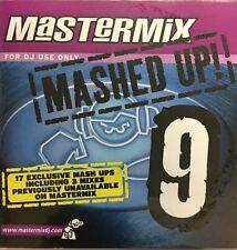 Mastermix Mashed Up! Mixes Vol.9