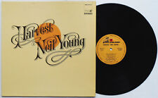 Neil Young ‎- Harvest LP 1972 SPAIN HISPAVOX PRESS with SPANISH SONG TITLES