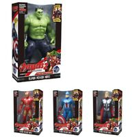 Marvel Avengers Infinity War 19cm Action Figures Toys Super Heroes Kid Collect