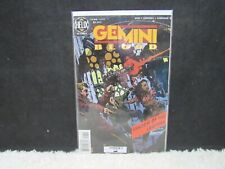 April 1997 DC Comic Gemini Blood: Shadow of the Loothka #8 Collectible Comic Bk