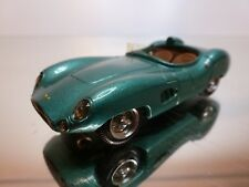 TOP MODEL 116 ASTON MARTIN DB R1 TURISIMO 1959 - GREEN 1:43 - EXCELLENT - 5