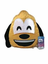 Disney Emoji Plush Pillow -Pluto