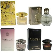 Ladies Miniature Mini Perfume Gift Travel x4 Various Versace
