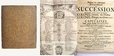 Vollständiges Verzeichnis Obrist-Lieutts, und Capitaines  - Hamburg - 1756