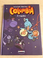 """BD """"COLUMBIA"""" - TOME 2 - """"L'INSPECTRICE"""" - DELCOURT"""""""