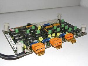 Siemens  751-34/30-1 BU-1 Leistungskarte  #189