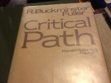 Critical Path by R. Buckminster Fuller' HCDJ; FEFP; first printing