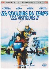 DVD *** LES VISITEURS 2 : LES COULOIRS DU TEMPS ***