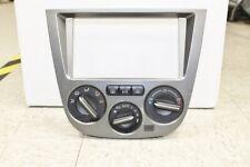 02 03 04 Subaru WRX STI GENUINE OEM JDM RHD Climate Control Trim Panel Bezel 103