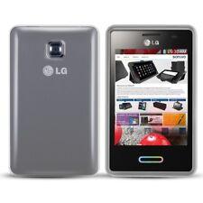 Sonivo Gel Case for  LG Optimus L3 II - Smokey