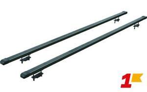 1st Price 2 Barres de toit 120cm pour SEAT ALHAMBRA RENAULT EXPRESS P18B001