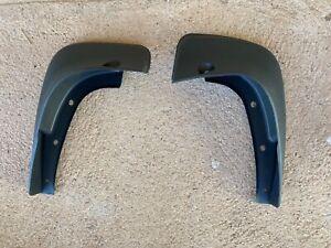 NEW - Set (2) Toyota Highlander 2001-2007 Rear Mud Flaps Splash Guards