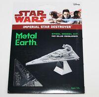 Fascinations Star Wars Imperial Star Destroyer 3D Metal Earth Model Kit MMS254