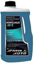 LIQUIDE DE REFROIDISSEMENT DARKBLUE COOLING -35 4 LITRES PSA CITROEN