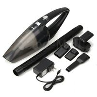 Vacuum Cleaner For Car Dry Wet Dust Dirt Cordless Handheld Hand Mini Portable