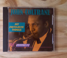 "CD AUDIO / JOHN COLTRANE ""MY FAVOURITE THINGS"" CD COMPILATION  1991 JAZZ ORO129"