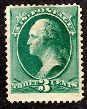 US Scott #184. Unused, Hinged. Fine. SCV $90