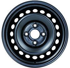 Cerchio in ferro FRONTE  KRONPRINZ STEEL STAAL Black 5.5j 14 4x100 et47 54.1