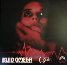 Goblin - Buio Omega OST LP AMS Cinevox Joe D'Amato Beyond the Darkness