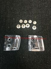 Bauer HDO Visor Pro-Clip Side Kit (2017)! Hockey Helmet Hardware 1052182