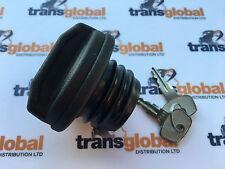 Land Rover Defender TD5 (98 On) Locking Fuel Filler Cap - OEM - LR032977