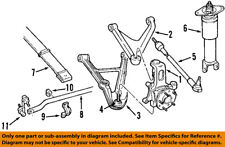 Chevrolet GM OEM 97-04 Corvette Rear Suspension-Tie Rod End 88955489