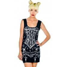 Too Fast (USA Brand) Quality Womens Sexy Bodycon Trance Dress Bitchcraft - XL
