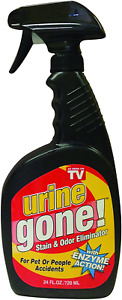Urine Gone, S Stain & Odor Eliminator: Professional Strength Fast-Acting and the