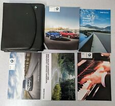 BMW 3 SERIES COUPE/CONVERTIBLE E92 HANDBOOK WALLET 2010-2013 PACK M-869