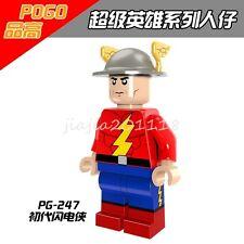 The Flash Mini Figures Dc Comics Jay Garrick Justice League Building Toys #3Ewt